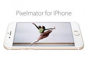 Pixelmator for iPhone