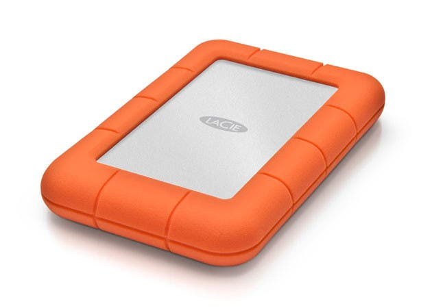 Disco duro externo rugged-mini