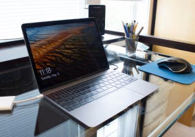 Windows 10 en el nuevo MacBook