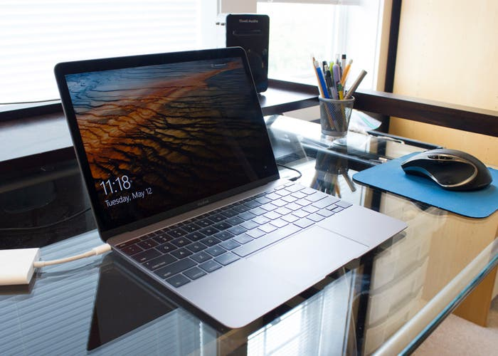 Windows 10 en el nuevo MacBook
