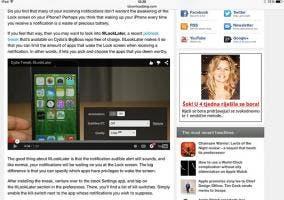 Vídeos de YouTube en Safari