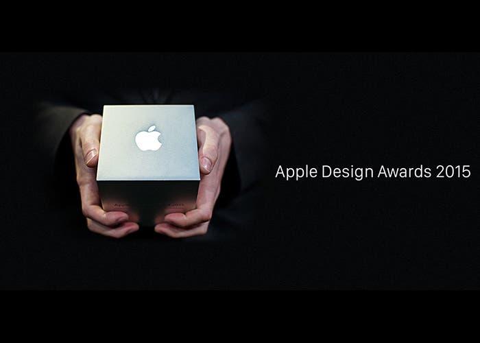 Apple Awards Design 2015