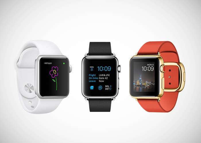 Apple Watch con watchOS 2