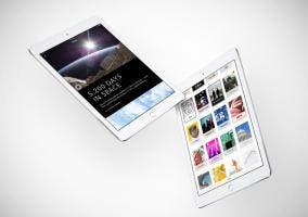 News en iPad