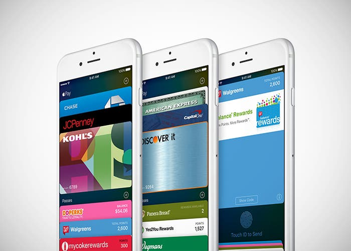 Wallet en iOS™ 9
