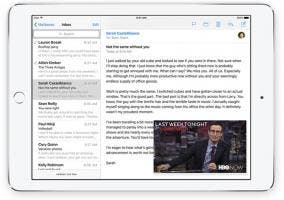 iPad haciendo multitarea con PIP en iOS 9