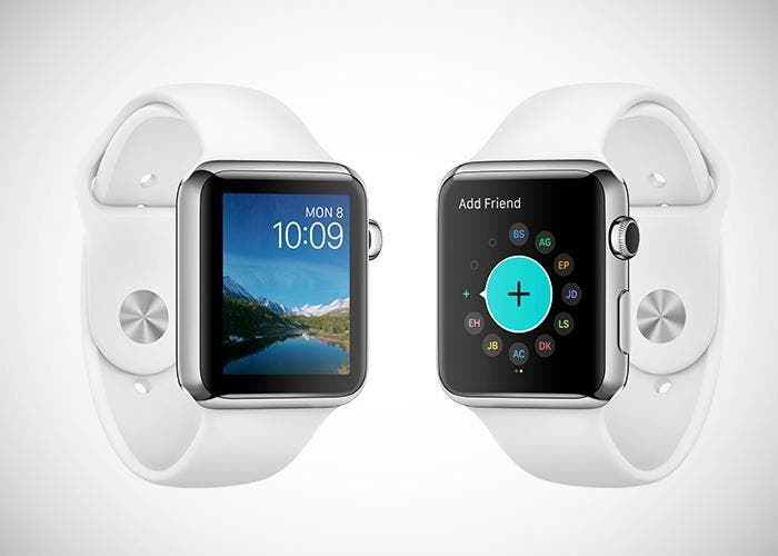 watchOS dos en Apple Watch