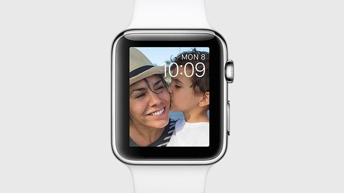 Watchfaces en watchOS 2
