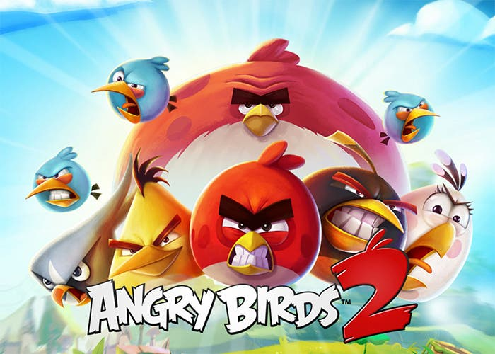 Juego Angry Birds 2