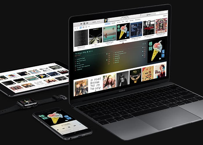 Apple Music en todos los dispositivos