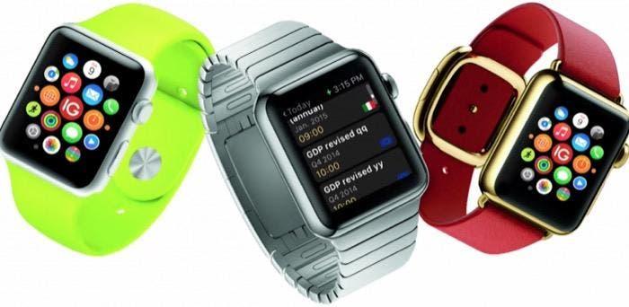 IG en Apple Watch
