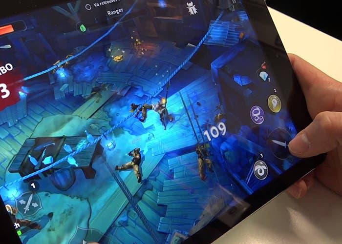 MMORPG iPad
