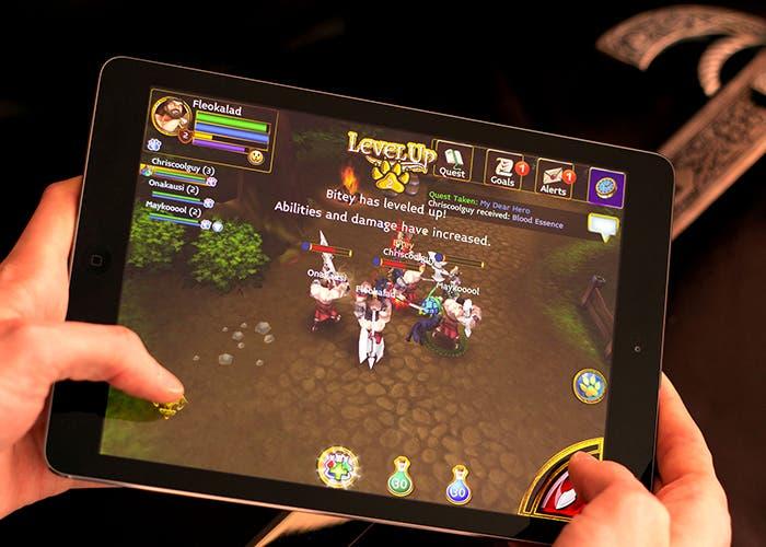 Mejores MMORPG para iPad
