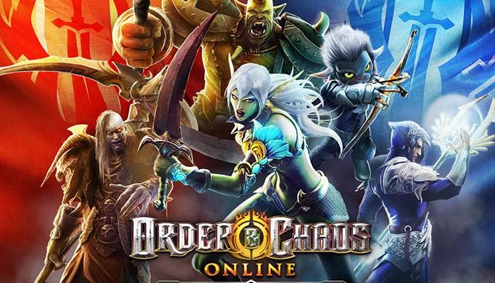 Order and Chaos Online iOS