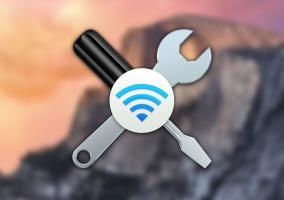 Icono de redes en OS X Yosemite