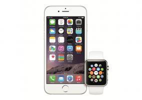 Conectores iPhone 6 y Apple Wacth