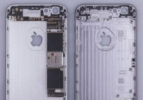 iPhone 6s carcasa