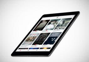 iShows 2 en un iPad