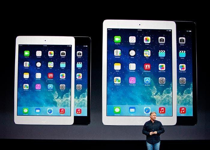 Presentación del iPad mini y iPad Air