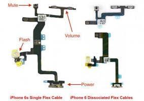 Cables del iPhone 6s