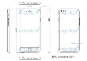 Esquemas del iPhone 6s