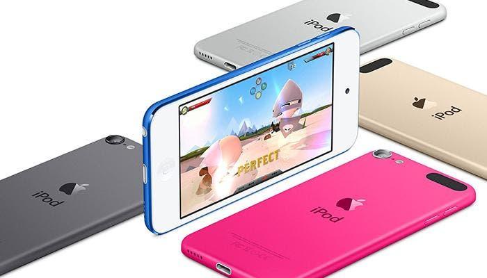 iPod Touch 6 generación
