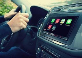El coche de Apple en fabricación