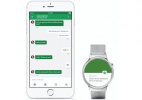 Android Wear, por fin compatible con iOS