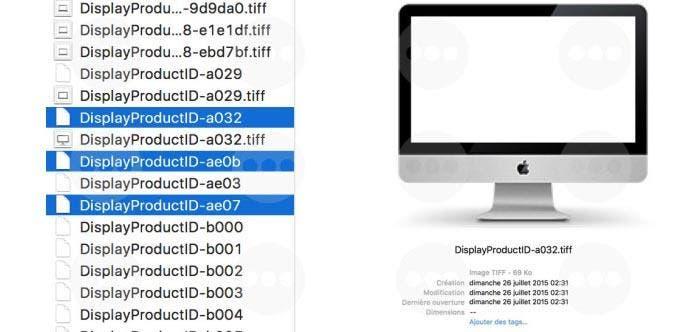 Resoluciones de pantalla para el nuevo iMac 4K
