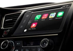 Carplay, en coche de Apple