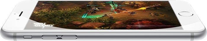 Rendimiento del iPhone 6 Plus
