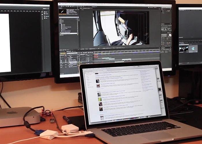 Cómo utilizar un monitor externo como pantalla principal del Mac