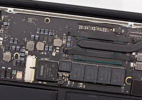 Procesador del MacBook Pro