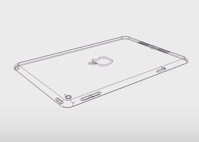 Esquemas del iPad mini 4