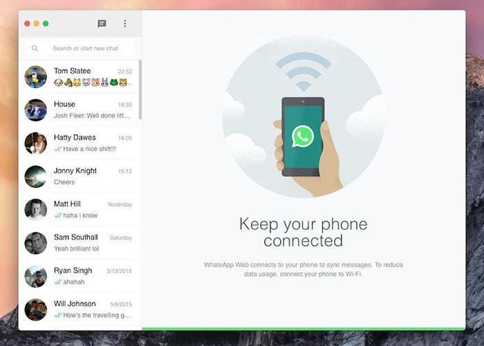 ChitChat WhatsApp Web para Mac