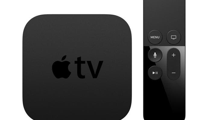 Apple TV 2015 mando