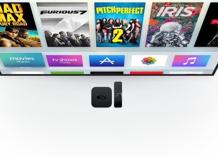 Apple TV de 2015