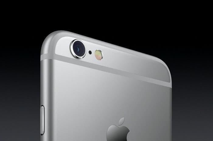 Cámara 12 megapíxeles iPhone 6 y iPhone 6 Plus