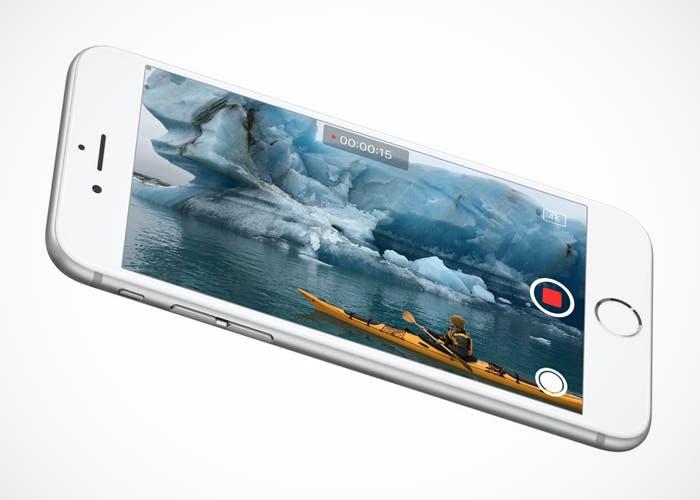 Cámara iPhone 6s y 6s Plus