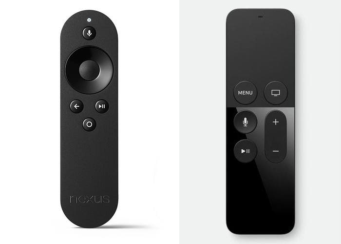 Mando Nexus Player vs mando Apple TV