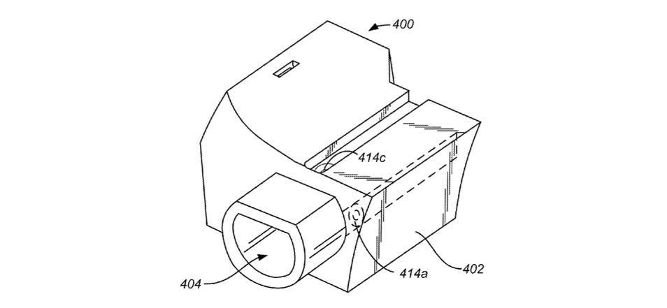 Patente Conector D auriculares