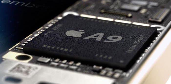 Procesador A9 Apple
