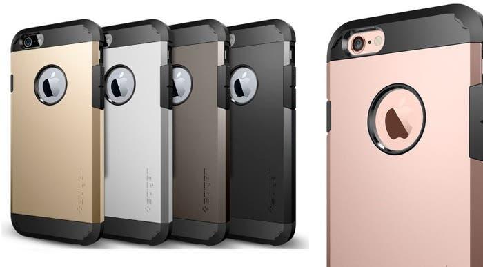 funda iphone 6 mejor proteccion