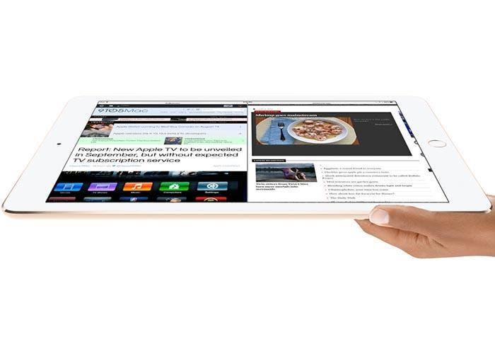 Especificaciones del iPad Pro