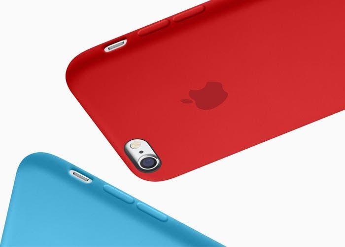 Nuevas fundas de piel del iPhone 6s