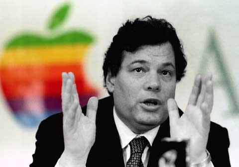 Michael Spindler como CEO de Apple