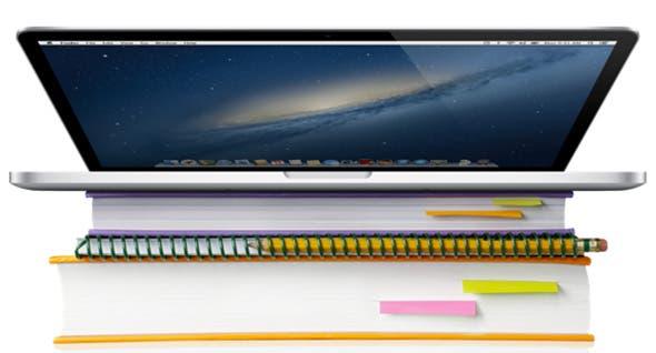 Imagen destacada de la Vuelta al Cole de Apple