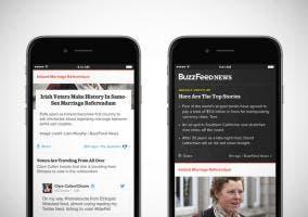BuzzFeed App iOS destacada