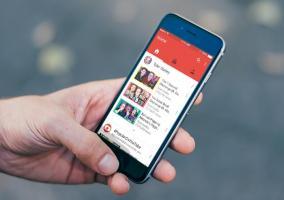 YouTube estrena nueva app para iOS