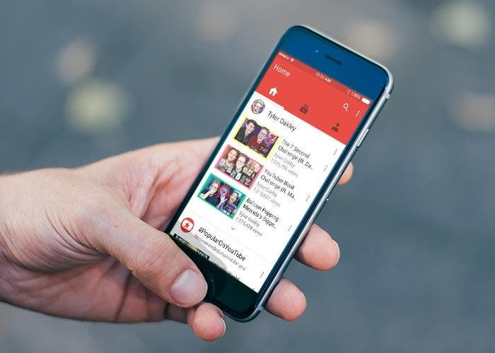 YouTube unveils new app for iOS